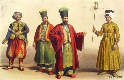 ottoman officials ottoman officials indo persian prints pinterest
