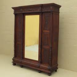 Furniture Armoire Wardrobe Antique Carved Armoire Wardrobe Antique Furniture