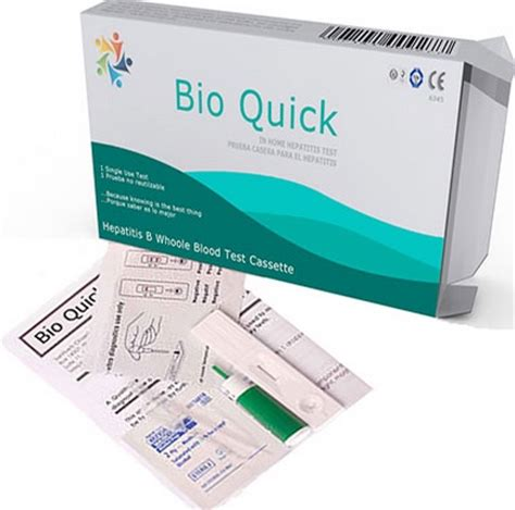 3 types of hepatitis b tests available today