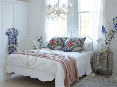 shabby chic bedframe cool shabby chic bed frame designs