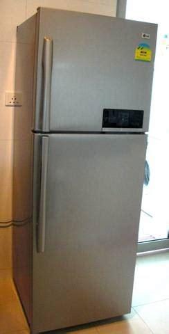 Second Freezer Lg lg fridge freezer gr m392ylq for sale in singapore