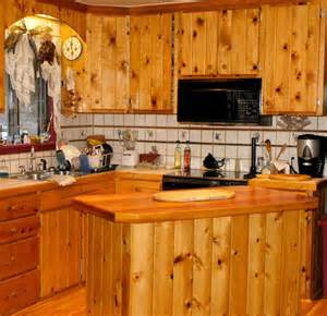 25 best ideas about knotty pine cabinets on