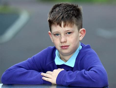 salford boy banned from school over extreme haircut inspired by burnley schoolboy banned from the classroom for his