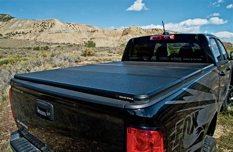 Chevy Colorado Bed Cover Bds Suspension Lifted 2015 Chevy Colorado Colorado Blitz