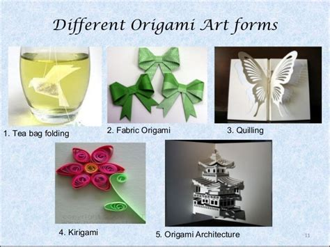 How Many Types Of Origami Are There - origami a paper folding