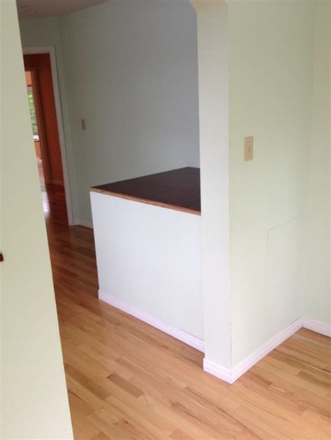 Large Kitchen Design Ideas awkward bulkhead in bedroom help please