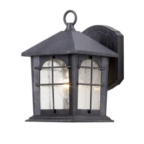 aged iron motion sensing outdoor led wall lantern 17 best images about patio lighing on outdoor
