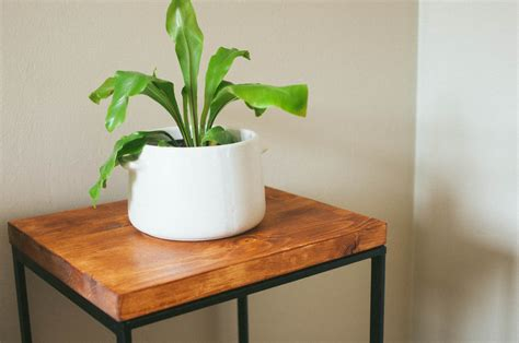 ikea planter hack ikea hack attack making a side table