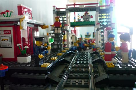Lego 7937 City Station lego city 7937 station i brick city