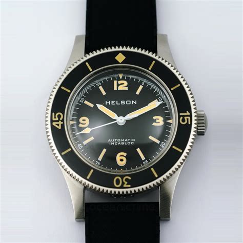 oceanictime helson skindiver 100 fathoms