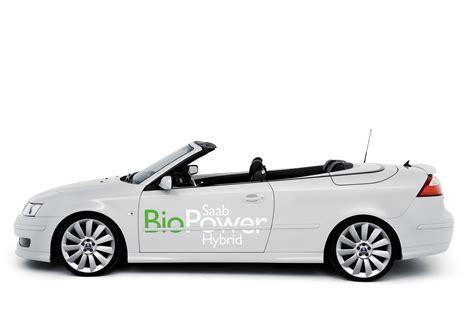 Saab 9 3 Biopower Hybrid Concept Car by Saab 9 3 Convertible Biopower Hybrid Concept 2006