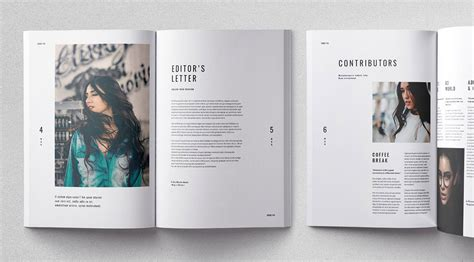 Cult Adobe Indesign Magazine Template Adobe Indesign Templates