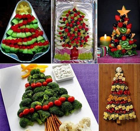 appetizer trees holiday pinterest