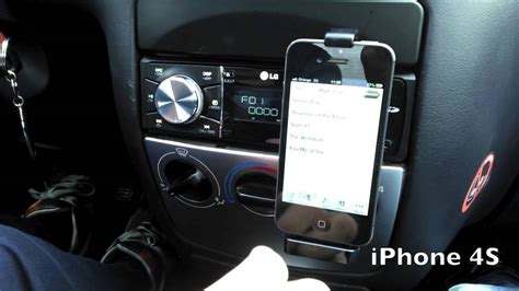 lg max 620bo car audio for ipod iphone review
