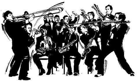 swing big band songs ensemble types jazz the swing era