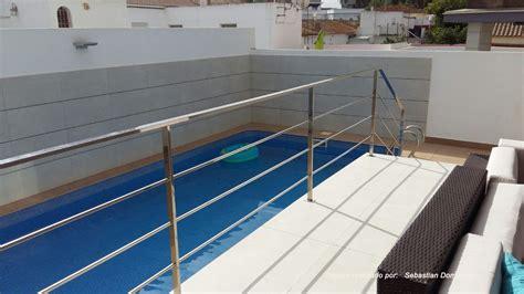 barandilla piscina barandilla piscina n 186 17 acero inoxidable islamar huelva