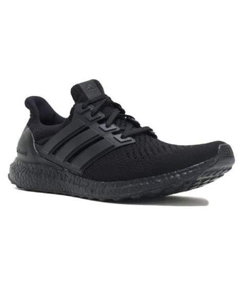 Adidas Ultra Boost Running 3 adidas ultra boost black running shoes buy adidas ultra