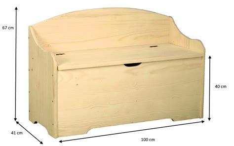 mobili in legno di pino cassapanca in legno di pino lamellare 100x41x67cm prezzi