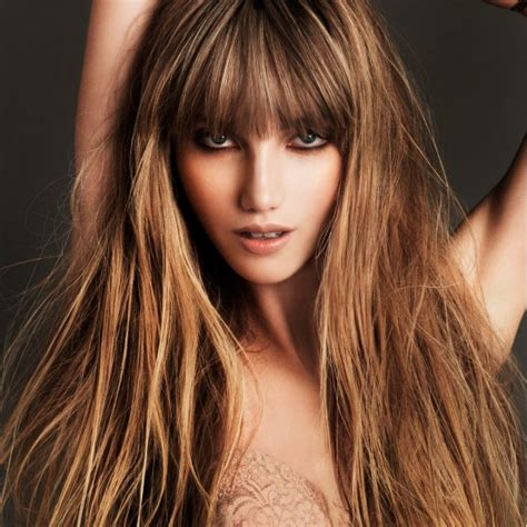 hair styles with slanted fringes fringe hairstyles beautiful hairstyles