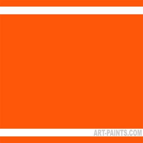 neon electric orange glitter sparkle shimmer metallic pearlescent iridescent paints