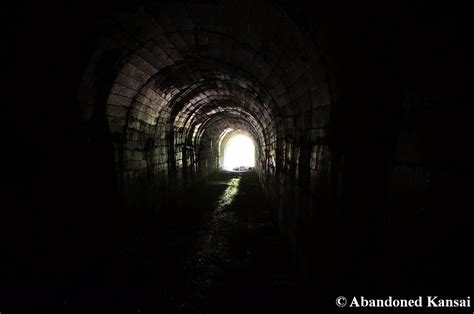 light at the end of the tunnel light at the end of the tunnel abandoned kansai