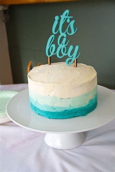 Simple Baby Shower Cake by 17 Best Ideas About Simple Baby Shower Cakes On
