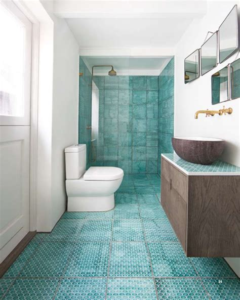 bathroom tile ideas 2016 17 bathroom tile concepts that are anything at all but