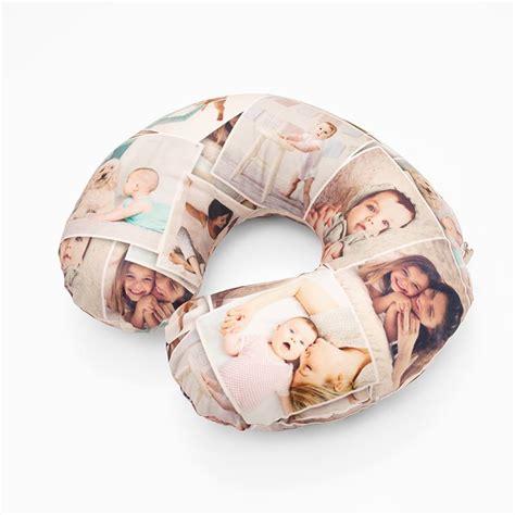 photo print pillow custom neck pillow printing personalized travel pillow