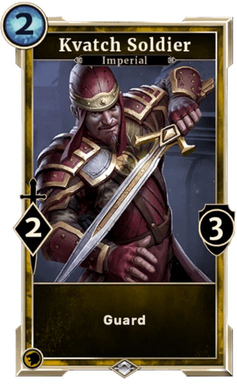 elder scrolls legends card template kvatch soldier elder scrolls legends wiki wiki