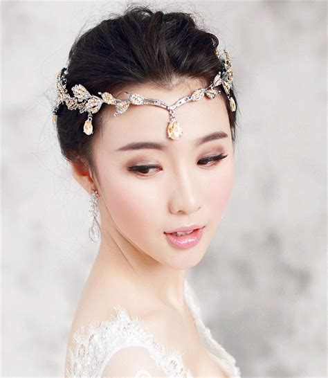 wedding tiaras forehead www pixshark images