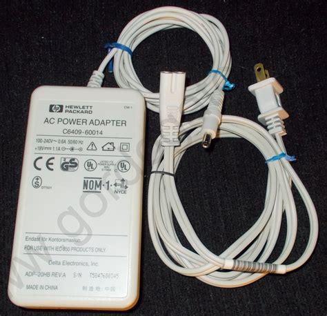 Allied Tellesis Adaptor 15v 1a Hp Deskjet Ac Adapter Power Supply 18v Dc 1 1a Gordogato