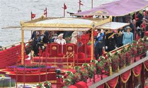 the queen s boat queen s diamond jubilee barge to be transformed into a