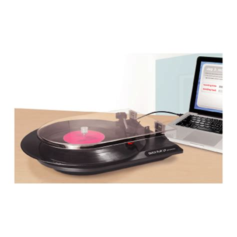 Ions New Cd Playerusb Turntable And Ipod Projector by Ion Play Lp Turntable Usb Powered Vinyl To Mp3