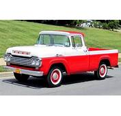 1959 Ford F100  For Sale To Purchase Or