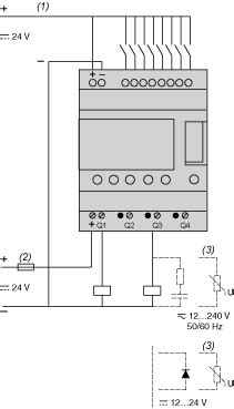 zelio smart relay wiring diagram wiring diagram