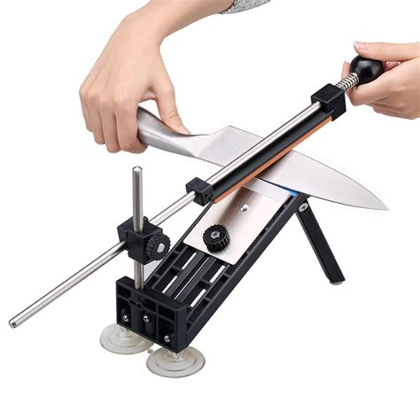 Sharpening Kitchen Knives With A Stone kitchen knife knives sharpener sharpening tools system fix