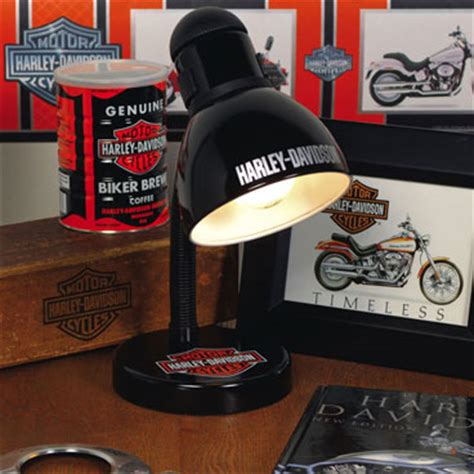 Harley Davidson Desk Accessories Harley Davidson Motorcycle Black Desk L