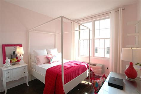 hot pink bedroom ideas decorate with pastel colors design ideas pictures