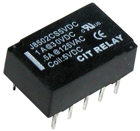 relay low resistance monostable relay relay component cit relay and switch