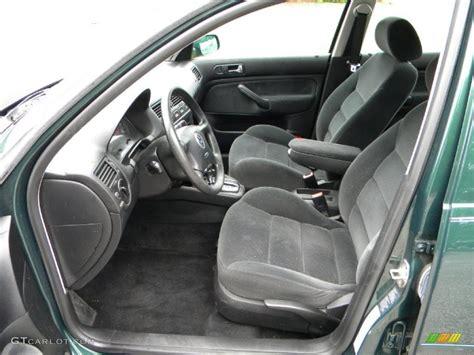 Volkswagen Jetta 2001 Interior by Black Interior 2001 Volkswagen Jetta Gls Tdi Sedan Photo 40636106 Gtcarlot