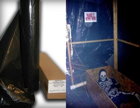 how to make a haunted maze in your backyard 43 best homemade haunted house images on pinterest