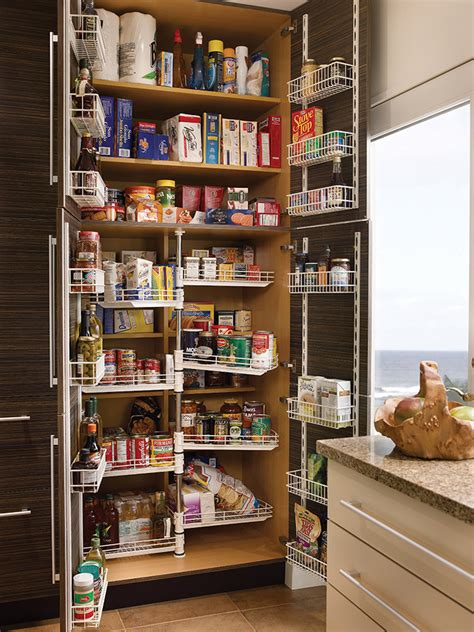 Chef Pantry by Chef S Pantry Wood Mode Custom Cabinetry