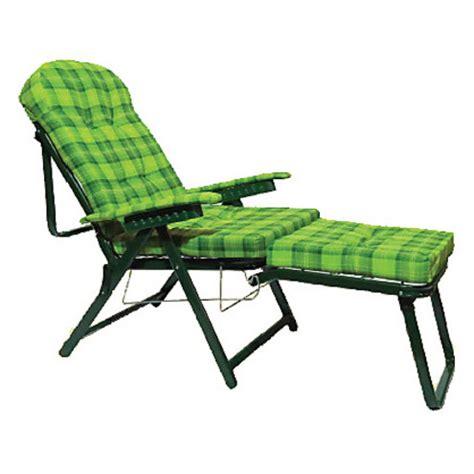 sedia sdraio imbottita poltrona sdraio lettino reclinabile con poggiapiedi