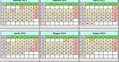 Calendario 2019 Con Festività Italiane Calendario Calendario 2015 Con Festivit 224
