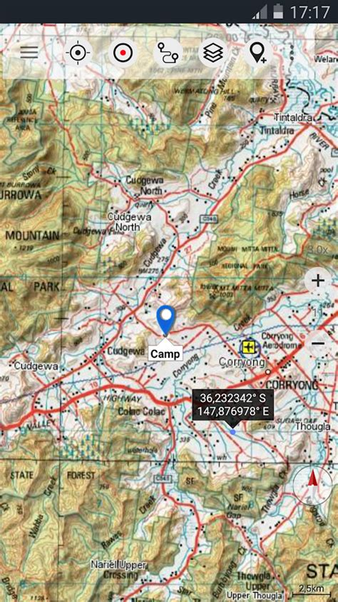 topographic maps australia australia topo maps android apps on play