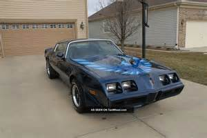 1980 Pontiac Trans Am 1980 Pontiac Trans Am Firebird Rust Time Capsule