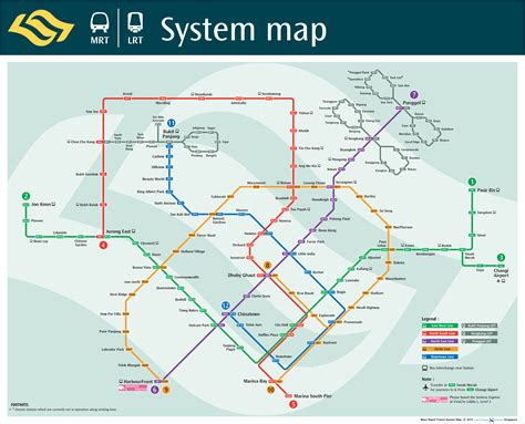 singapore mrt map here are the real distances of mrt lines compared to mrt map mothership sg