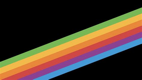 wallpaper colorful rainbow colors dark background