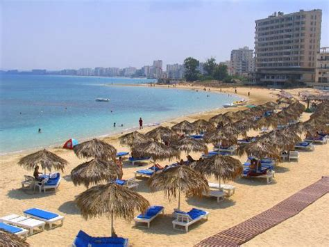 Level 2 Background Check Ta Hotel S With Varosha On Background Picture Of Arkin Palm Hotel