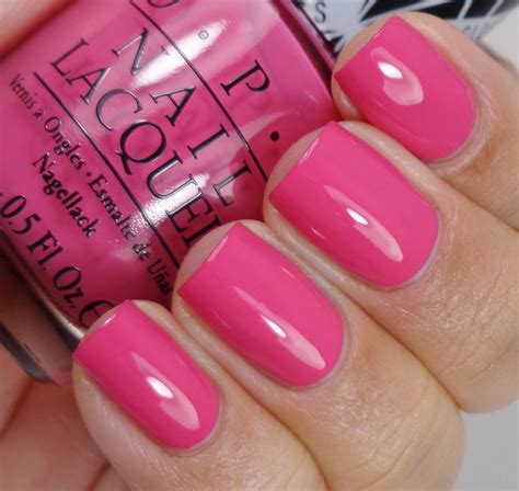 opi i sing in color gwen stefani for opi nail color collection swatches